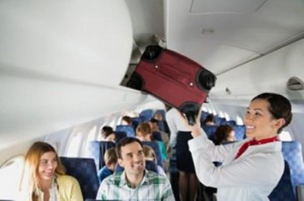 la bonne taille des bagages en cabine