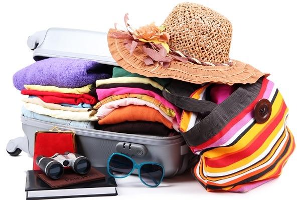 comment faire sa valise pour 1 mois