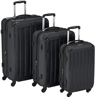 hauptstadtkoffer alex ensemble de 3 valises rigides pas cher