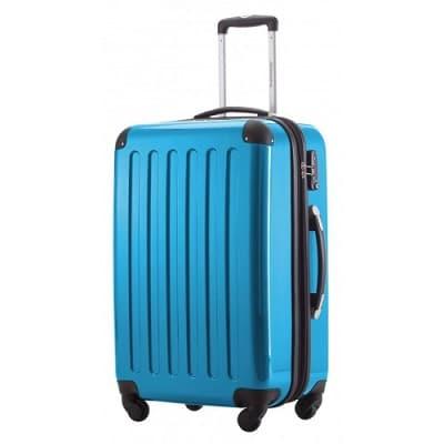 hauptstadtkoffer valise cabine pas cher bleu cyan bleu 82861009