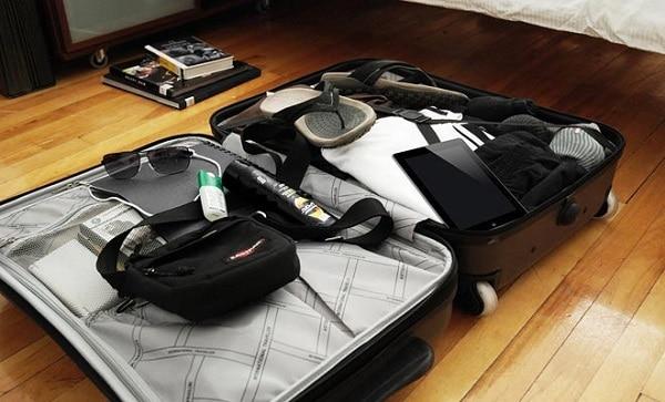 faire sa valise pour le sud et proteger sa valise