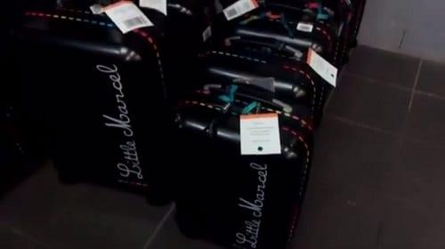 valise Little Marcel prix pas cher efficace Amazon