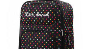 valise little marcel à pois